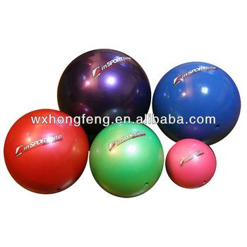 soft pvc sand filled weight ball