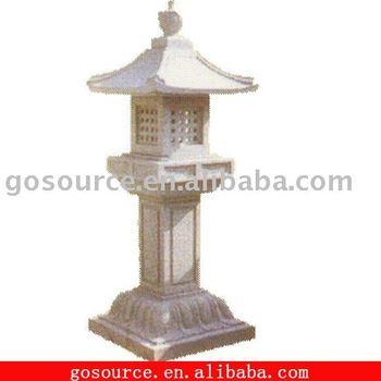 granit lanterne japonaise de jardin buy lanterne. Black Bedroom Furniture Sets. Home Design Ideas