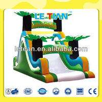 Exllent quality fresh design for kids fun inflatable castle