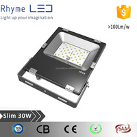 waterproof IP65 30W LED Floodlight for outdoor