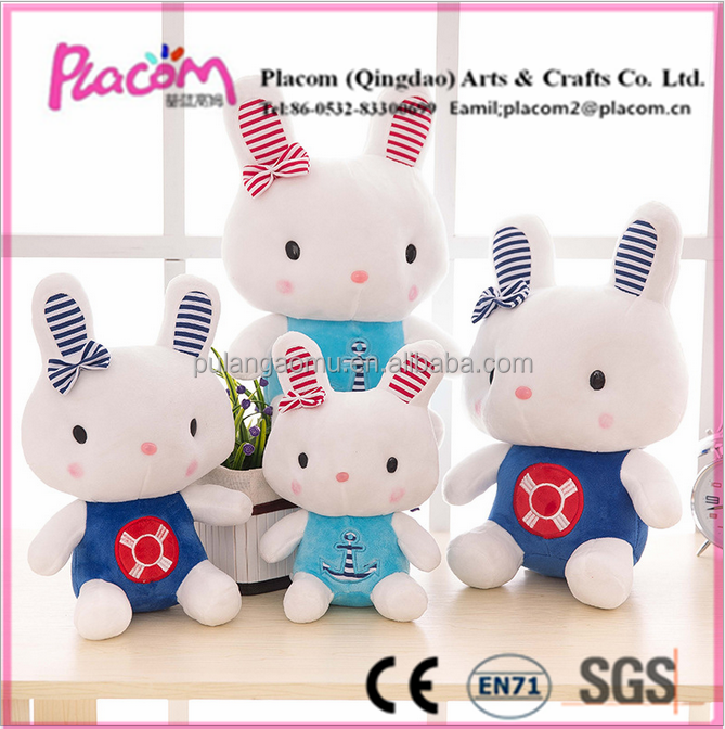 Best Fashion Creative Cute Fashion Plush toys ,Best selling Easter's gifts plush toys Rabbit