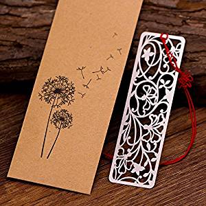 MEICHEN-Literary classic antique vintage metal bookmarks Chinese style beautiful creative student stationery gift gifts
