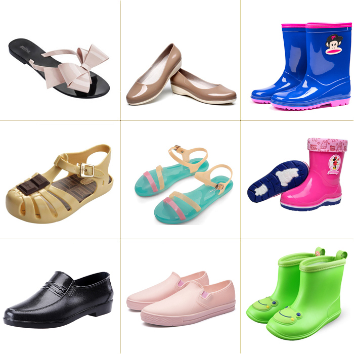 JL-106-2C Double Colors Women Men Ladies Sandals Making Machine