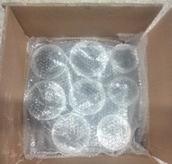 product-corrosion resistance plastic white virgin pure PTFE o ring by CNC process-DMS Seal Manufactu-5