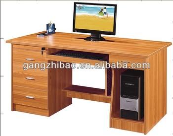 Computer Desk Table,New Designed Office Wooden Executive Computer Desk