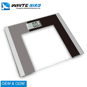 Low Price Smart 150Kg Electronic Glass Digital Bathroom Scale