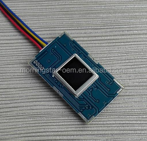 Mstc03 Small Capacitance Fingerprint Module Fingerprint