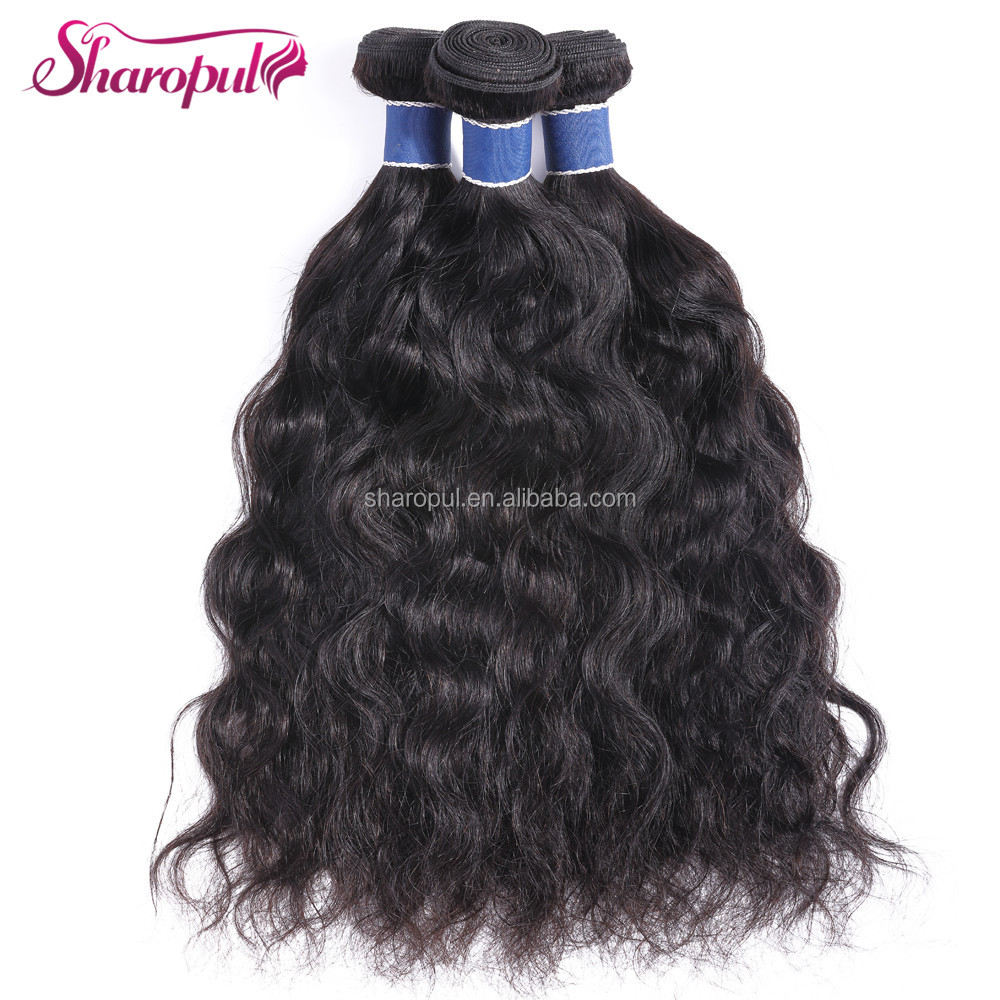 Natural Wave 100% Human Hair Unprocessed Virgin Malaysian Hair Wholesale Distributors, Different Types Of Curly Weave Hair, N/a