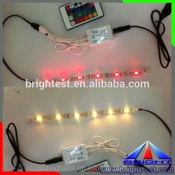 Battery Powered Flexible Led Strip Light,Power Bank Led Strip ...