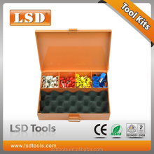 LS-02HT box contain all kinds of casing type terminals small metal tool box