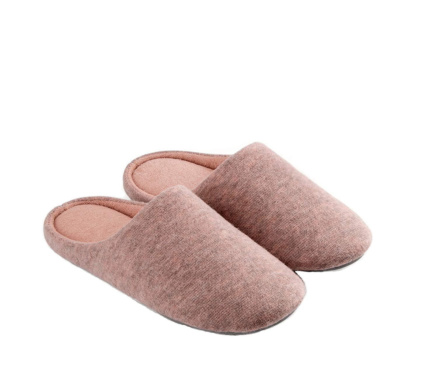 47b96ac3fcf Get Quotations · YanYeeh Slippers for Women Womens Slippers Pink Slippers  House Slippers Bedroom Indoor Outdoor Arch Support Slipper