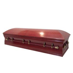 JS-A1761 alibaba funeral equipment wooden caskets
