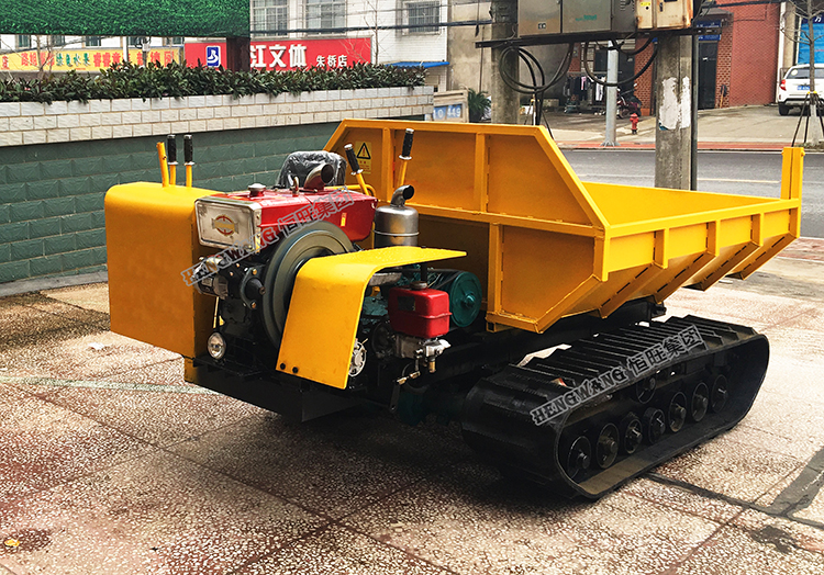 widely use mini dump 3ton Site Dumper