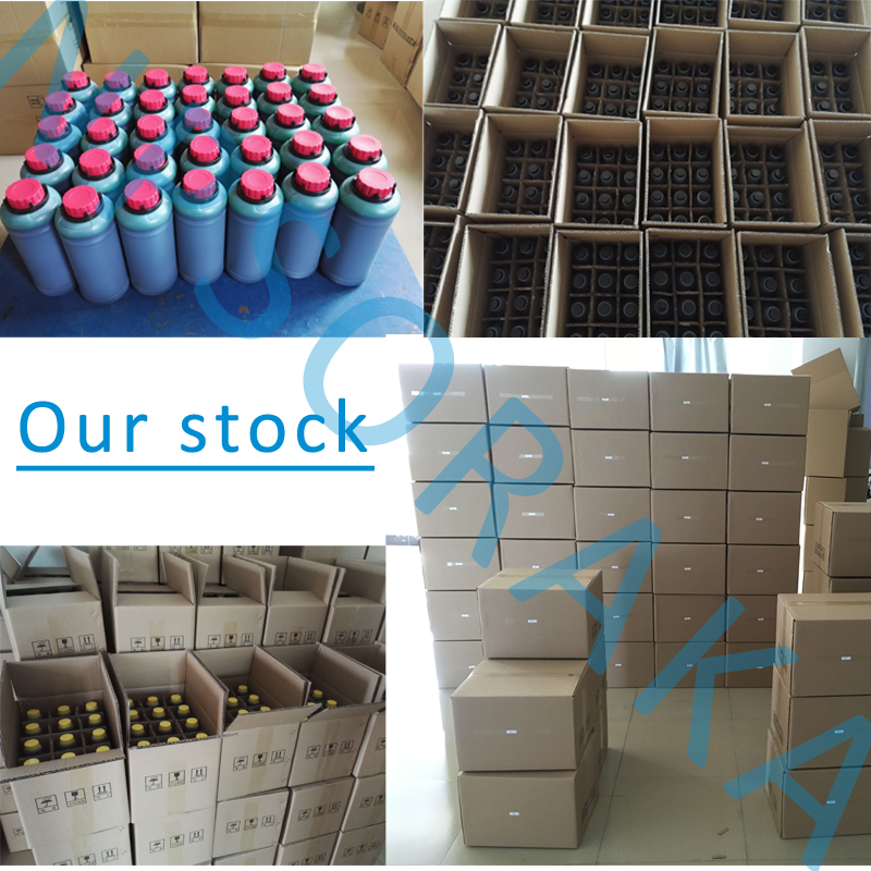 High quality Solvent make up 16-8535q for videojet inkjet printer
