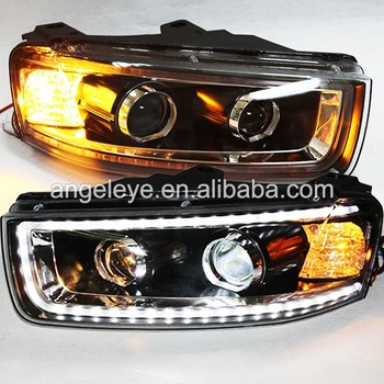 2011 2015 year f r chevrolet captiva led head light schwarzes geh use buy f r chevrolet led. Black Bedroom Furniture Sets. Home Design Ideas