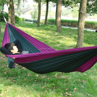 2015 Best Selling garden hammock, support hammock as Portable folding bed