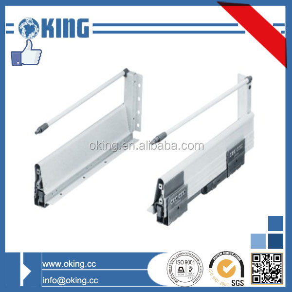 Soft Close Drawer Slides, Soft Close Drawer Slides Suppliers And  Manufacturers At Alibaba.com
