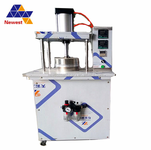 Automatic stainless steel pancake making machine /pie forming machine for wholesale