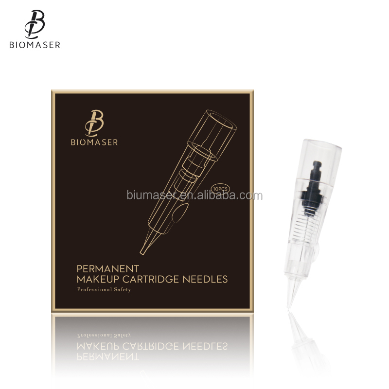 Biomaser Cartridge Permanent Makeup Machine Professional for Eyebrow Tattoo