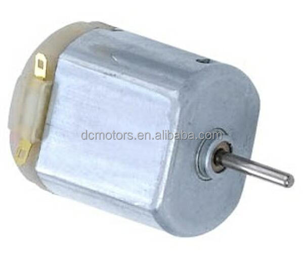 FC-260 3v dc vehicle electric motor with dc motor specification