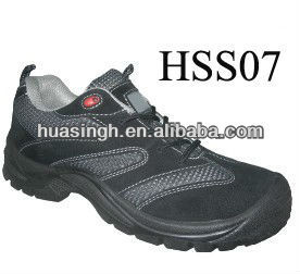 Suede Leather Athletic Training Used Air Wear Fashion Running Shoes From China