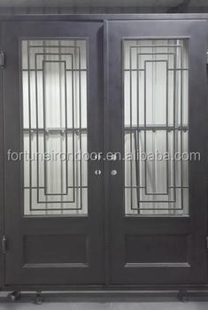 Charmant Modern Style Lowes Wrought Iron Front Doors