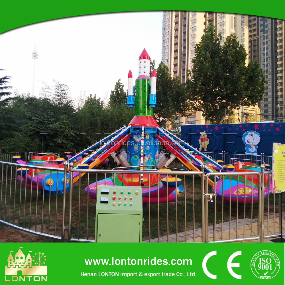 Kids Self Control Plane Ride Import From China Amusement Park Games