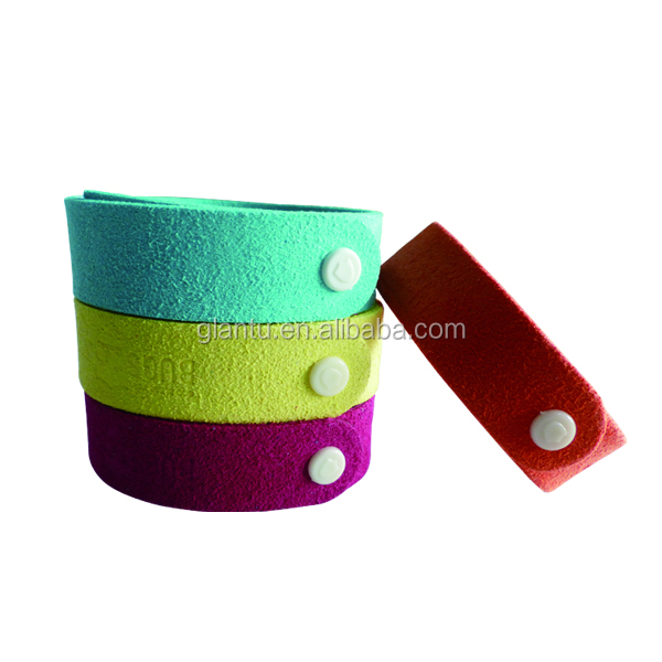 Anti Mosquito Repellent Band Wrist Bracelet Natural Non-toxic