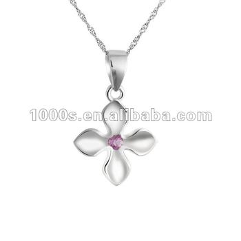 925 silver pink stone cross pendant buy scarf jewelry findings 925 silver pink stone cross pendant aloadofball Image collections