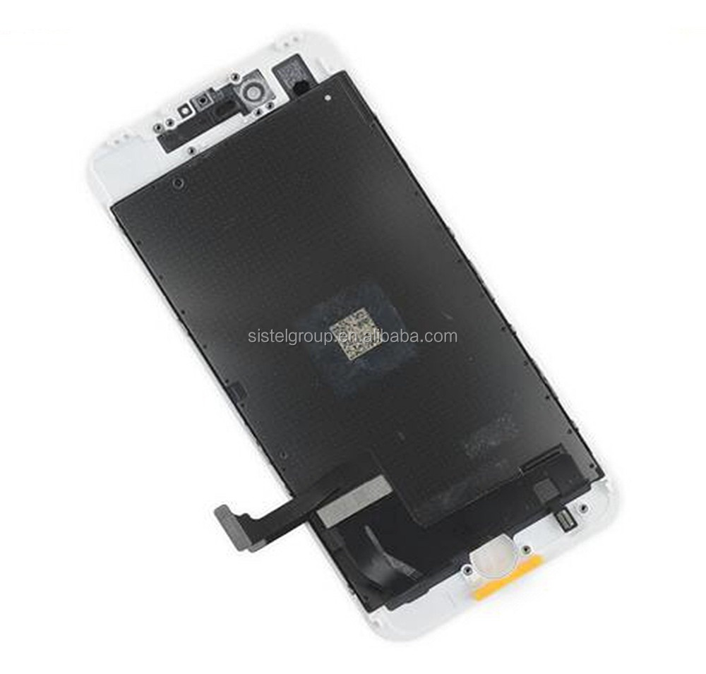 For iPhone 7 LCD Touch Screen and Digitizers Assembly with Lowest Price-Black/White