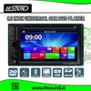 2din universal dvd 6.2'' touch screen car multimedia system
