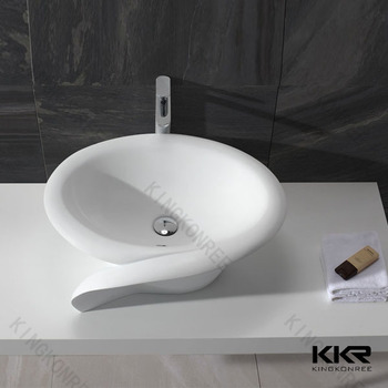 New Model Wash Basin Solid Surface Bowl,Resin Wash Basin Brands ...