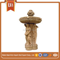 Indoor decoration water fountain egypt