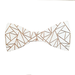 Promotional Creative Wooden Bow Tie