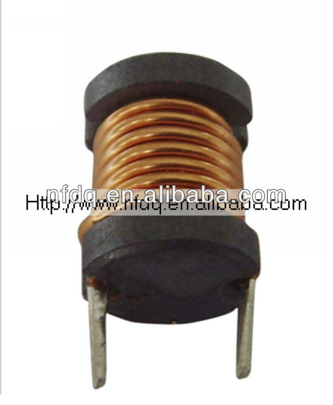 10 5mh Dr Ferrite Core Inductor For Smps Applications - Buy Ferrite Core  Inductor,Power Inductor,Drum Core Inductor Product on Alibaba com