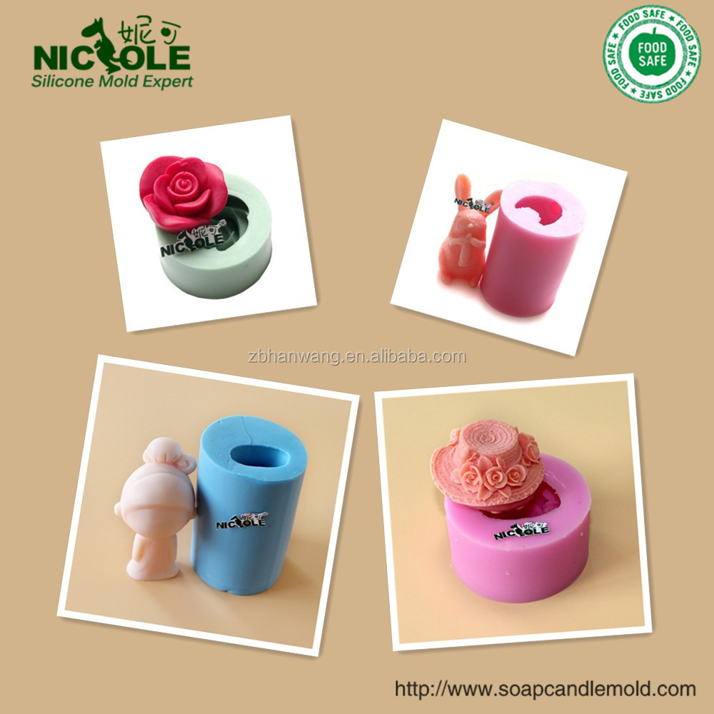 R0941 silicone handmade soap mold DIY soap mold
