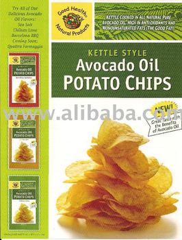 Good Health Natural Foods Avocado Oil Potato Chips