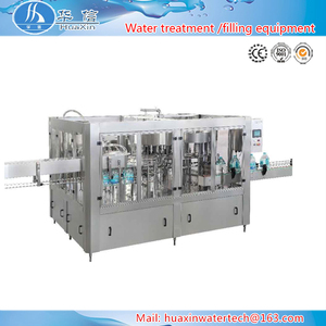 Factory price SUS304 material 2000BPH mineral water bottling machine