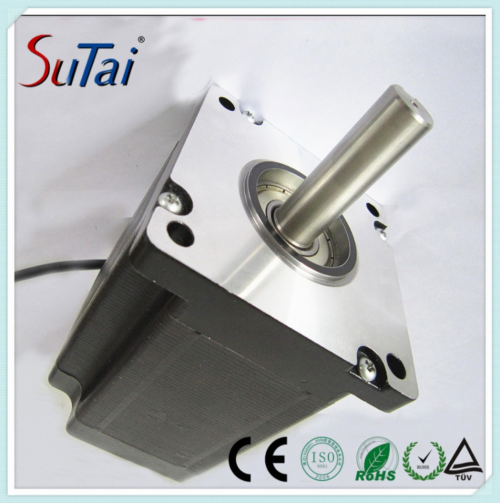 high torque 110mm square flange nema 43 stepper motor 10nm
