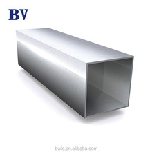 different size aluminum extrusion tubes profiles for ceiling project decoration