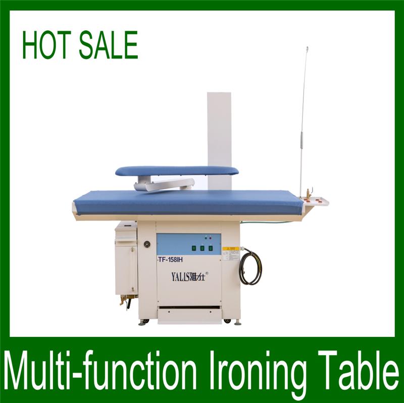 Vac o tabla de planchar autom tica industrial prensa - Planchadora de camisas ...