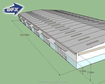 Easy Assembly Metal Cladding Sketchup Steel Warehouse Factory - Buy Metal  Cladding Sketchup Steel Warehouse Factory,Metal Cladding Sketchup Steel