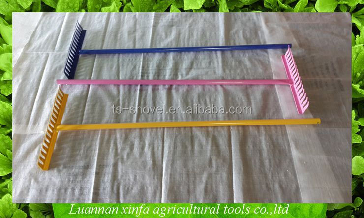 best qualitity farming and garden steel rake