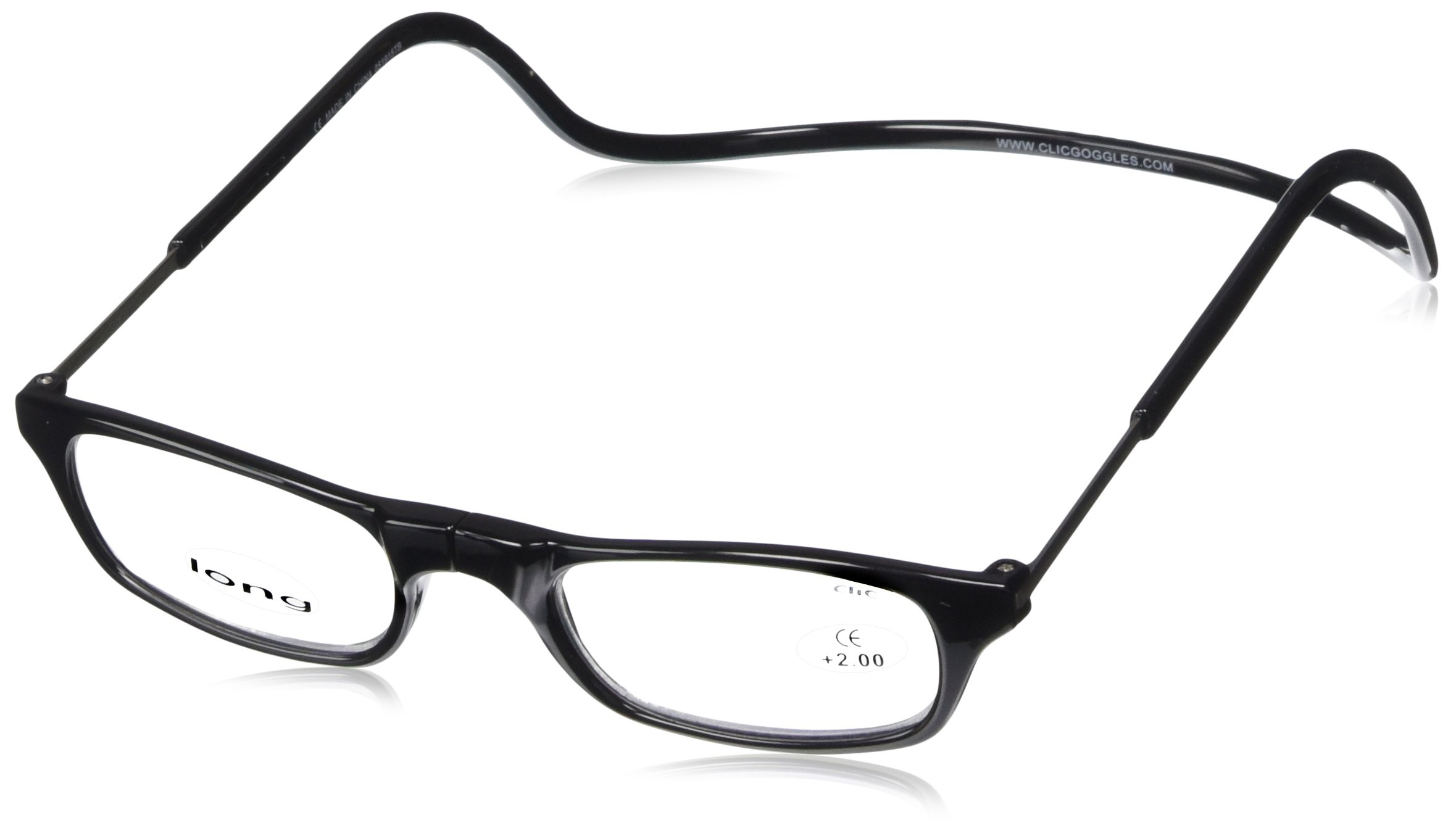 2273ec671e4 Get Quotations · Clic Magnetic Reading Glasses