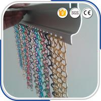 Chain Link Curtain Decorative Aluminum Wire Mesh