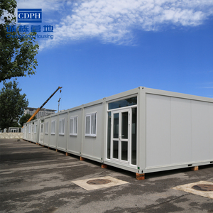 Government tendering supplier container hotel, 20ft labor accomodation, China supplier portable house price for office