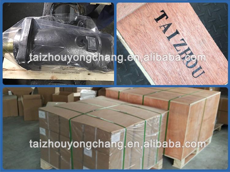 แรงดันสูง Rexroth A2F A2F (M) a4V A7V A10V Series ไฮดรอลิลูกสูบปั๊มคุณภาพดีของไฮดรอลิลูกสูบปั๊ม