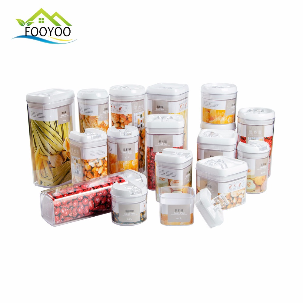 clear plastic food container airtight food storage container set eco friendly container