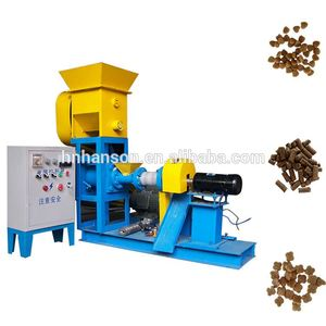 Hot Selling 380V Fish Feed Pelletizer Mill Aquarium Feeder Fish Granulation Machine