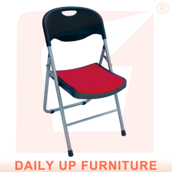 Upholstered Folding Chairs Comfortable Padded Bedroom Chair Folding Chair  With Cushion Best-selling-products - Buy Upholstered Folding ...